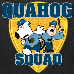 Family Guy Quahog Squad  - Tote Bag