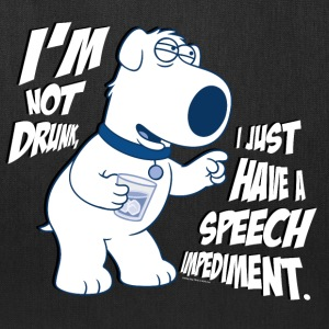 Family Guy I'm Not Drunk - Tote Bag