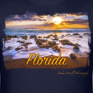 Florida Sunrise T-Shirts - Men's T-Shirt