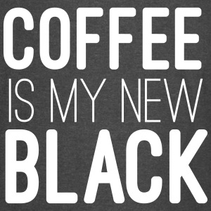 Coffee is my new Black - Vintage Sport T-Shirt