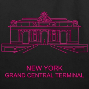 Grand Central Terminal New York Bags & backpacks - Eco-Friendly Cotton Tote