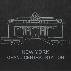 Grand Central Terminal New York Bags & backpacks - Tote Bag