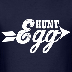 Happy Easter egg hunt - Men's T-Shirt