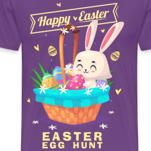 Happy Easter poster 284 - Men's Premium T-Shirt