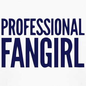 PROFESSIONAL FANGIRL Kids' Shirts - Kids' Long Sleeve T-Shirt