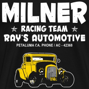 milner FUNNY LOVE racing - Men's Premium T-Shirt