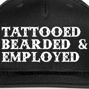 Tattooed, Bearded & Employed