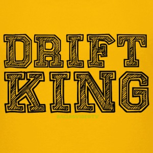 Drift King Kids'shirt - Kids' Premium T-Shirt