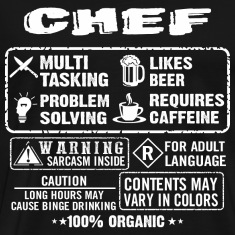CHEF funny and humor