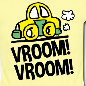Vroom!Vroom! Baby Bodysuits - Short Sleeve Baby Bodysuit