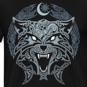 WOLVES OF RAGNAROK - Men's Premium T-Shirt