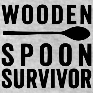 WOODEN SPOON SURVIVOR! Bottoms - Leggings by American Apparel