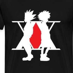 Gon,Hxh,Hunter X Hunter,Hunter,Funny,Deer,Anime - Men's Premium T-Shirt