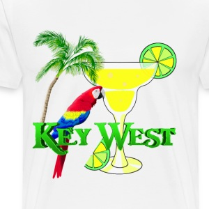 Key West Margarita - Men's Premium T-Shirt