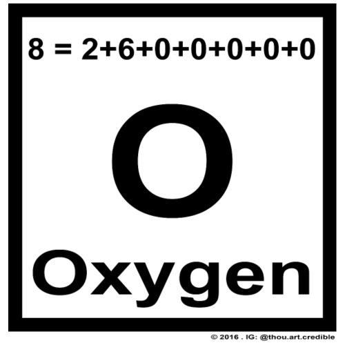 Oxygen BLACK