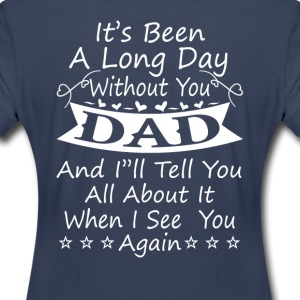 See you again Dad - Women's Premium T-Shirt