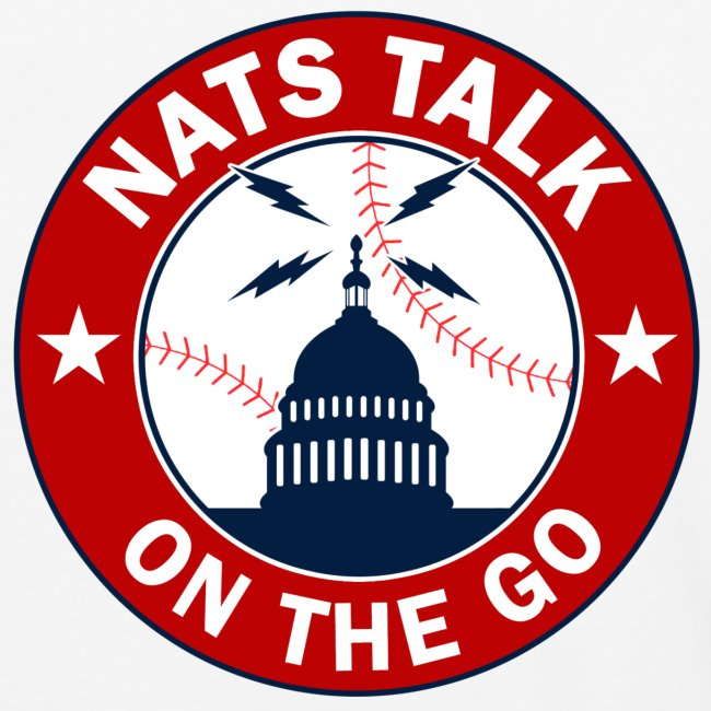 Official NTOTG logo baseball (white/navy)