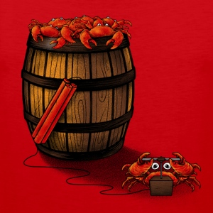Crabs in a Barrel  - Men's Premium Tank