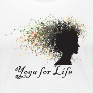Yoga For Life - Women's Premium T-Shirt