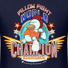 Pillow Fight World Champion