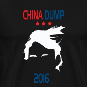 China Dump - Men's Premium T-Shirt