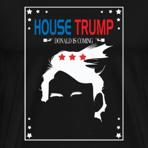 House Trump - Men's Premium T-Shirt