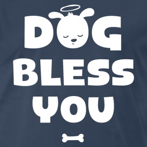 Dog Bless You, Amen! - Men's Premium T-Shirt