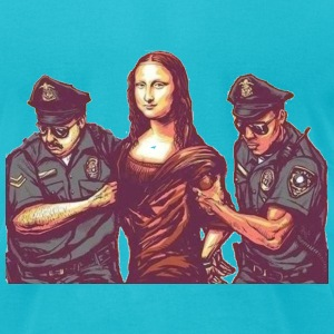 Detainee Lisa - Men's T-Shirt by American Apparel