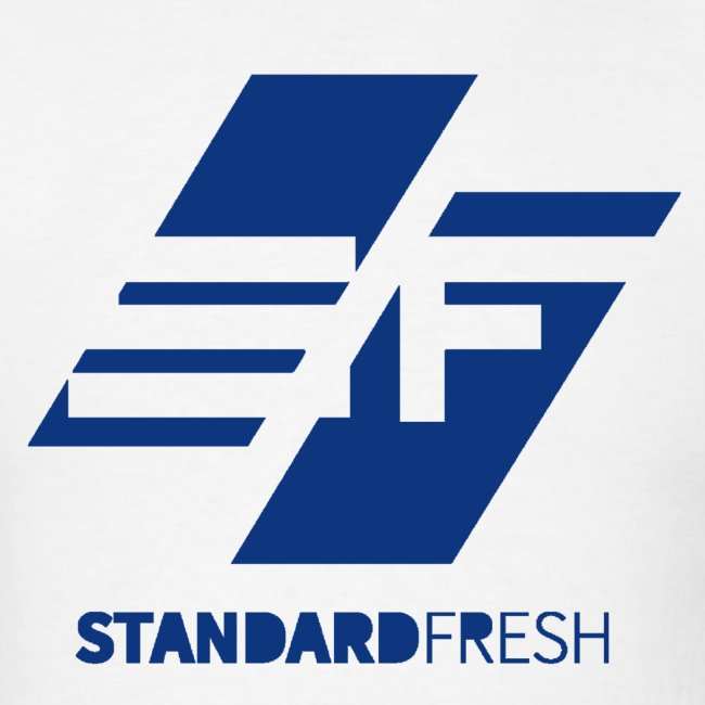 French Blue StandardFresh Logo Tee