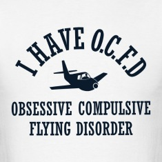Funny Obsessive Flying Disorder