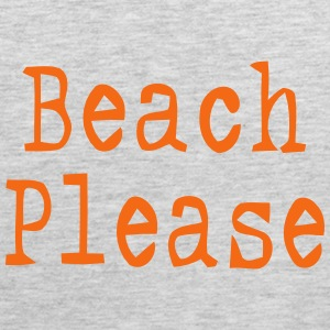 BEACH PLEASE Sportswear - Men's Premium Tank