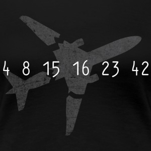 The Numbers - Women's Premium T-Shirt