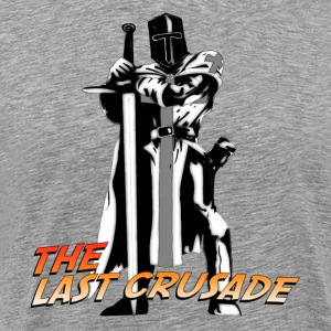 The Last Crusade - Men's Premium T-Shirt