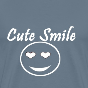 Cute Smile - Men's Premium T-Shirt