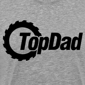 Top Dad GR - Men's Premium T-Shirt