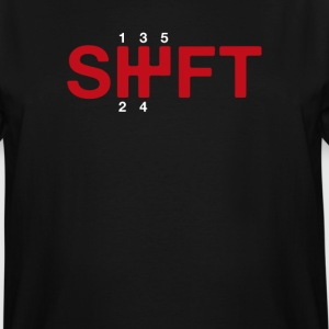 Shift - Men's Tall T-Shirt