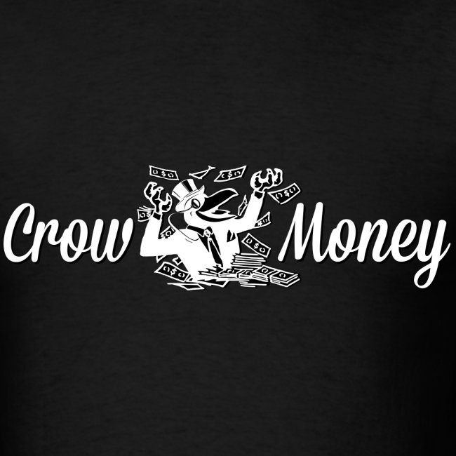 Crow Money Black