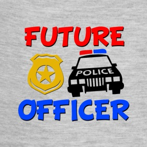 Future Police Officer Baby Shirt - Baby Contrast One Piece