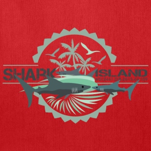 sharisland-sharkshirt Bags & backpacks - Tote Bag