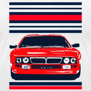 racing cars T-Shirts - Men's T-Shirt by American Apparel