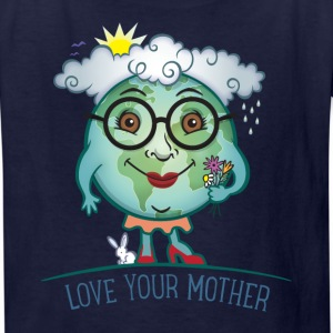 Love Mother Earth Kids' Shirts - Kids' T-Shirt