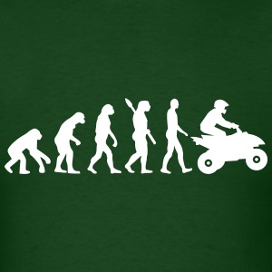 Quad T-Shirts - Men's T-Shirt