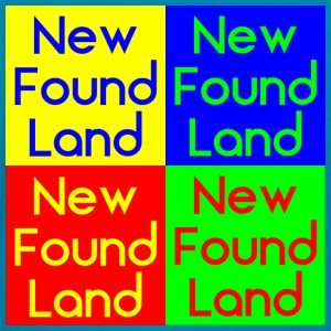 NEW FOUND LAND SQUARES  - Women's T-Shirt