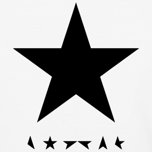 david bowie blackstar tshirt - Baseball T-Shirt