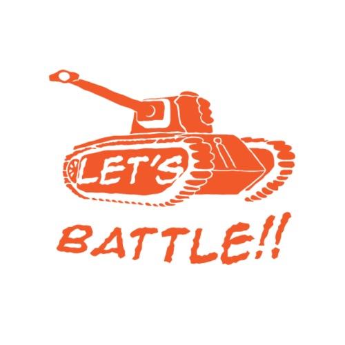 Let's Battle!!