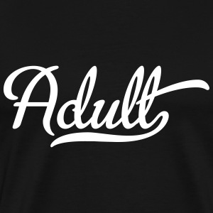 adult T-Shirts - Men's Premium T-Shirt