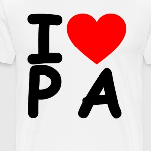 i_love_pennsylvania - Men's Premium T-Shirt