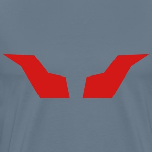 Mazinger Z Wings - Men's Premium T-Shirt