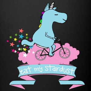 Eat MY STARDUST! UNICORN QUOTES GIFT - Full Color Mug