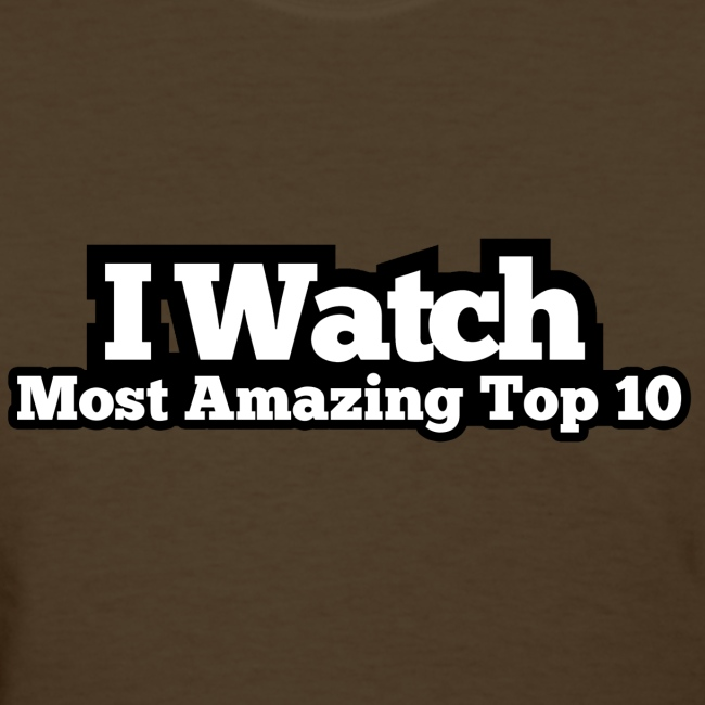 Women's T-Shirt - Top 10